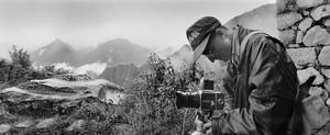 Machu Pichu - Retrato Juan