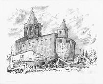 Pels camins de l' Empordà: Iglesia de Sant Esteve (Madremanya)