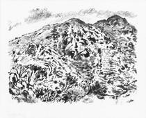 Montañas camino de Cadaqués