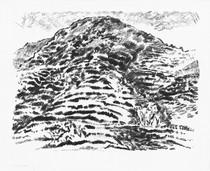Pels camins de l' Empordà: Ladera montañosa con terrazas