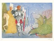 Sant Jordi, defensor de la ciutat