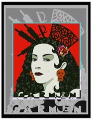 """Serie """"Joyas de la ópera"""": Carmen"""