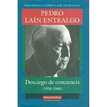 Descargo de conciencia (1930-1960)