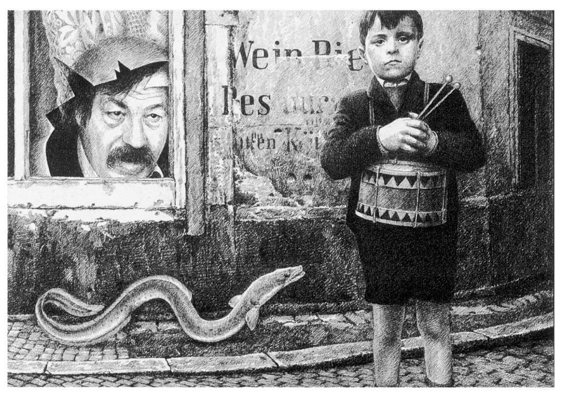 Günter Grass. La conciencia del país (Trilogía...)